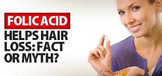 folic acid for hair growth best hair