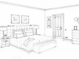 Bedroom Design Drawings simple bedroom drawing entrancing 50 simple