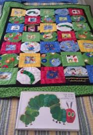 Sew and Tell – The Very Hungry Caterpillar Quilt – Christa Quilts & The Very Hungry Caterpillar Quilt Adamdwight.com
