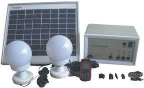 Unique TechnologiesHome Solar Light