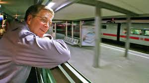 Image result for rick steves on a train