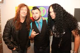 ZP Theart & Snake Sabo (Vocalist & Guitarist of Skid Row)