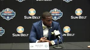 Georgia Southern Student Athlete Wesley Fields at Sun Belt Media Day -  YouTube
