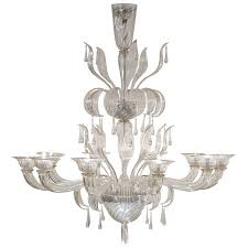 chair fancy clear murano glass chandelier 6 by salviati jean marc fray vintage partsmurano for