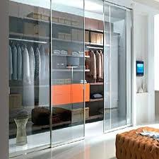 glass closet door glass closet door glass closet sliding door hardware