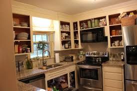 Open Shelves In Kitchen Best Ideas About Open Kitchen Cabis On Open Open Shelves And