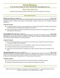 Tutor Description For Resume Sales Associate Job Duties Resume