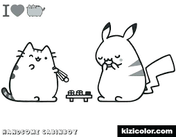 Coloring Pages Pusheen Coloring Pages That You Can Print To With