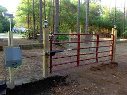 the decision on which automatic gate you want will be based on the estimated frequency of use of the automatic gate and also on the budget