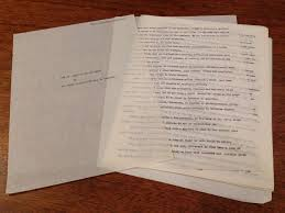 """churchill s found essay on aliens grips world mistakenly  winston churchill s essay titled """"are we alone in the universe """" found at the"""