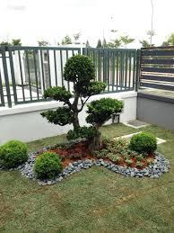 Landscape Design For Semi D House Classic Modern Exterior Garden Semi Detached Design Ideas