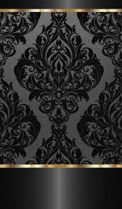 Pin Van Jenny De Bakker Op Wallpapers Black And Gold