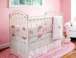 pink nursery bedding sets image of baby girl crib bedding sets decor pink and gray baby