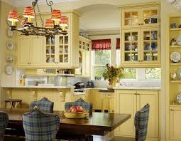 How To Decorate The Kitchen Using Yellow Accents Classy Yellow Kitchen Ideas