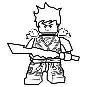 Kleurplaat Lego Ninjago Masters Of Spinjitzu 4094
