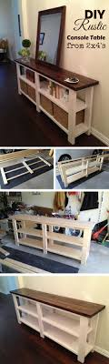 Pallet Entry Table Best 20 Pallet Entry Table Ideas On Pinterest Diy Sofa Table