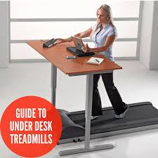 under desk treadmill guide