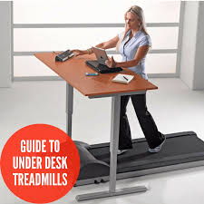 check out the best under desk treadmills you can use with your standing desk also