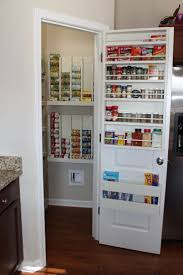 Kitchen Pantry Shelf 17 Best Ideas About Pantry Door Storage On Pinterest Pantry And