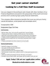 Staff Accountant Job Description Comprandofacil Co