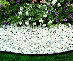large size of absorbing mulch bed ideas stone edgers landscape edging stones home incredible rock patio