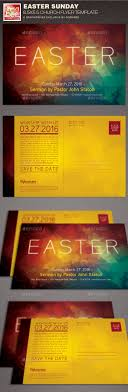 graphicriver easter sunday church flyer template graphicriver easter sunday church flyer template