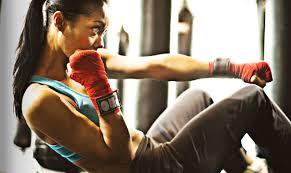 boxing cardio workout