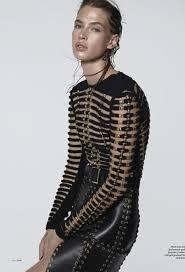 harness women leather long skirt literary personality punk style hip hop group belt dd skirt