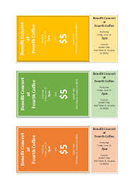 event ticket template free 22 free event ticket templates ms word template lab
