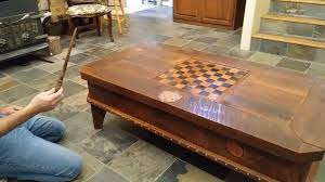 magical wizard s table