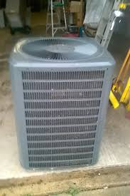 goodman ac unit. 2 ton goodman r22 ac unit ac