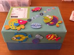 Decorated Shoe Box Ideas
