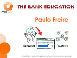 how to write papers about the banking concept of education essay paulo freire banking concept of education essay