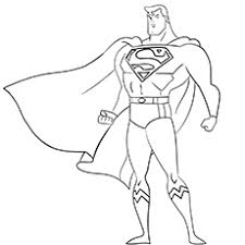 Download the perfect superman pictures. Top 30 Free Printable Superman Coloring Pages Online