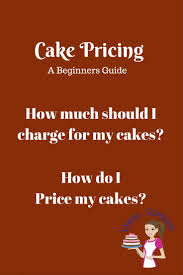 Cake Size And Price Chart Cake Pricing How To Price Your Cakes Veena Azmanov