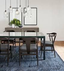 room and board lighting. parsons dining table room and board lighting