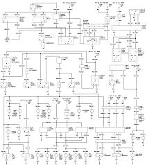1995 nissan pick up wiring schematic wiring diagram