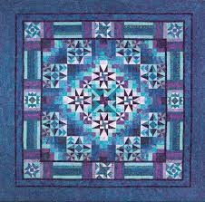 Mystical Prism Kit - Quilting by the Bay in Panama City, Florida ... & Mystical Prism Quilt designed by Wing and a Prayer features Mystical Batiks  from Timeless Treasures Adamdwight.com