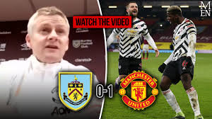 Burnley vs Manchester United highlights and reaction after Pogba goal  secures win - Manchester Evening News