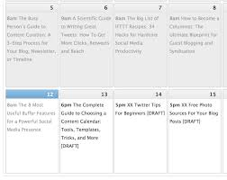 calender tools the complete guide to choosing a content calendar