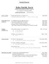 Scholarship Resume Outline College Scholarship Resume Template Related Post Resume For College