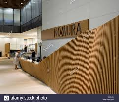 office entrance design. Office Entrance Lobby To Watermark Place, Occupied By Nomura. Architecture Fletcher Priest And Lighting Design Waterman C