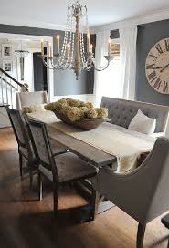 exciting dining room table sets wooden leg grey seat dining chairs wooden rectangle dining table dark grey wall color wooden floor