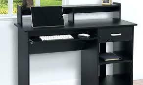 build your own office desk diy rustic office desk