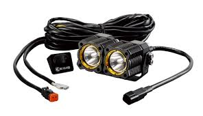 flex dual offroad led lights and led light bars for motocross how to wire kc lights to a toggle switch at Kc Hilites Wiring Harness