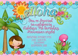 Hawaiian Pool Party Invitations Luau Invitation Template Best Of Birthday Pool Party Invitation