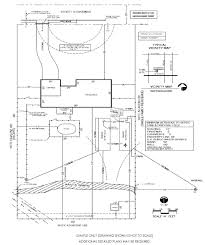 complete set of e existing site plans house
