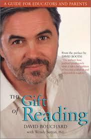 Amazon.com: The Gift of Reading (9781551432144): Bouchard, David, Sutton,  Wendy: Books