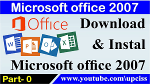 Free Download Latest Microsoft Office How To Download Install Ms Office 2007 100 Free Full Version