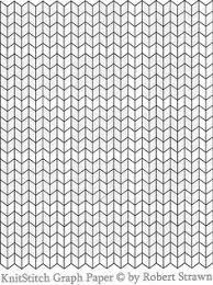 Knitting Graph Paper Hashtag Bg